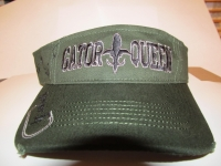 Gator Queen Visor
